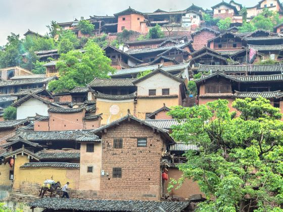 Nuodeng Village