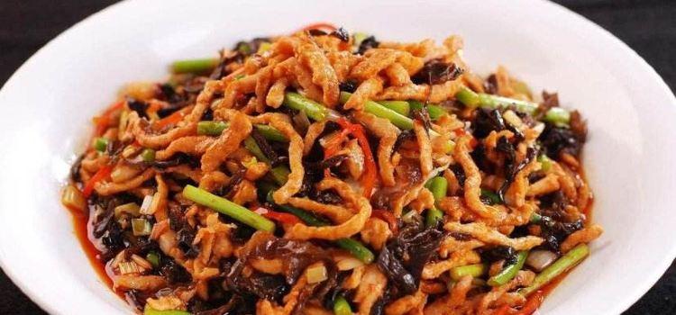 桂花街土菜館1