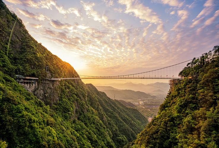 량황산 관광지구