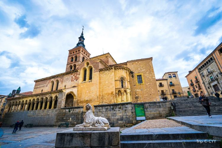 塞哥維亞聖馬丁教堂4