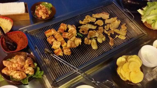 大羌火盆燒烤(茂縣總店)
