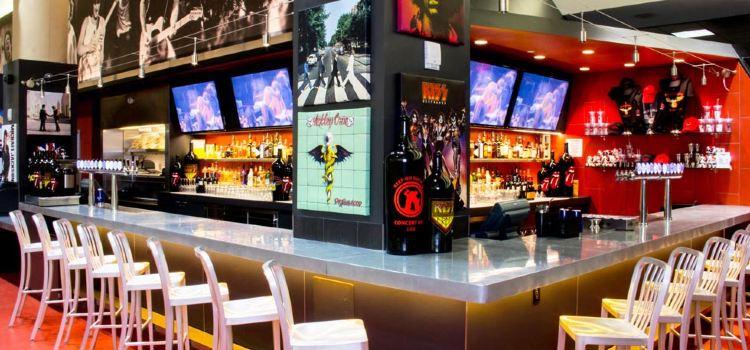 Rock & Brews(洛杉磯國際機場5號航站樓店)1