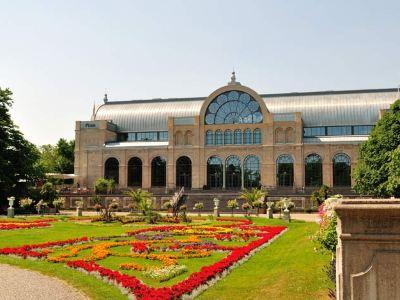 Die Flora - der Botanische Garten der Stadt Koln
