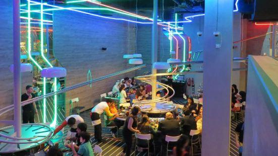 Rogo's Rollercoaster Restaurant