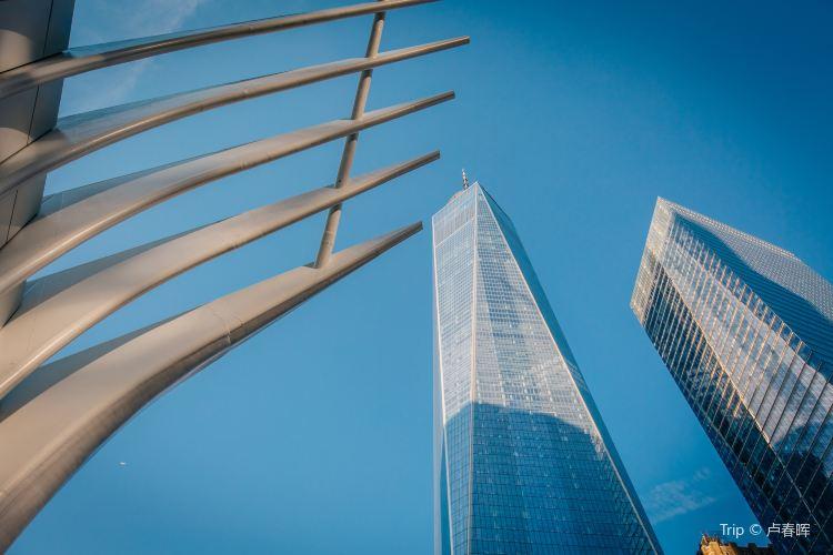 紐約世貿大廈1
