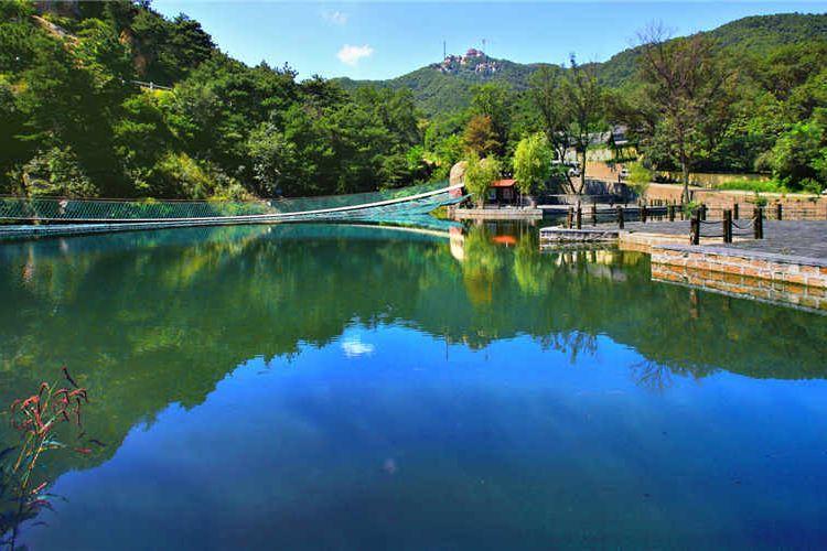 沂蒙山旅遊區沂山景區2
