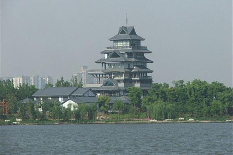 金雞湖遊船3