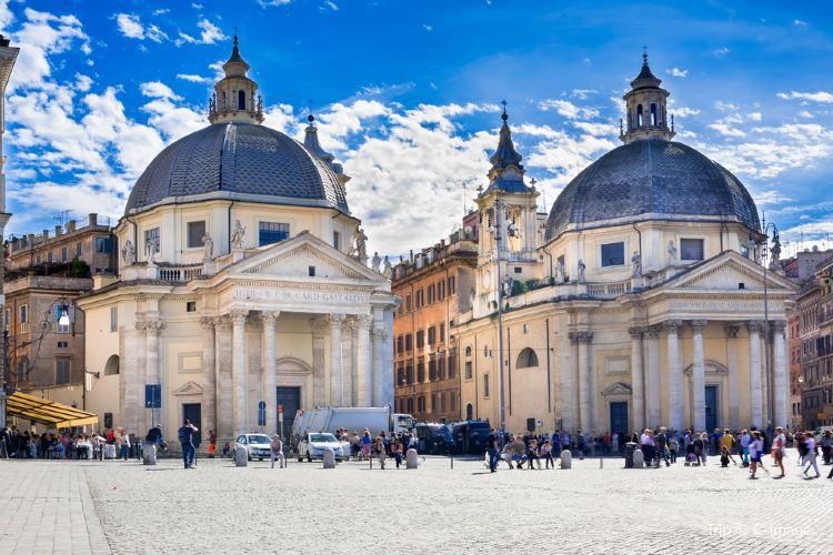 산타마리아 델 포폴로 성당2