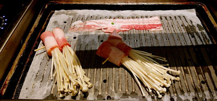 新石器烤肉(海門歐尚店)1