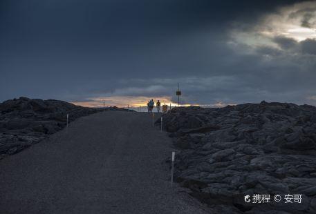 基拉韋厄火山山道