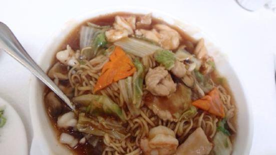 Shang Palace Seafood Restaurant