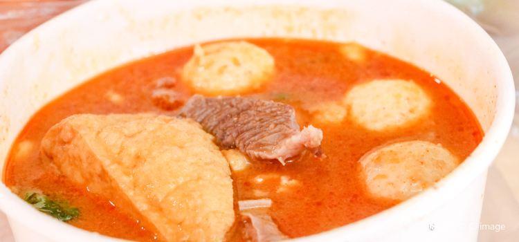 Si Li Sate Noodles2