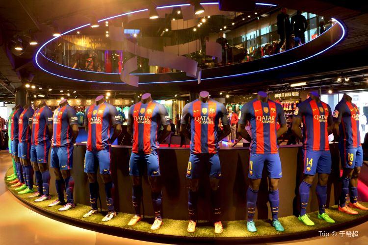 巴塞羅那足球俱樂部博物館2