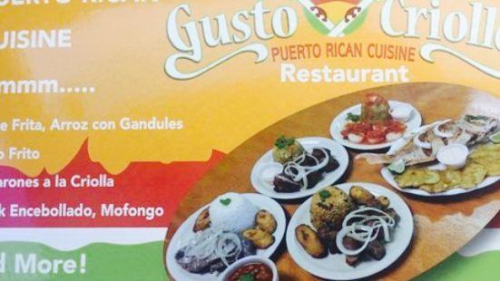 Gusto Criollo Restaurant