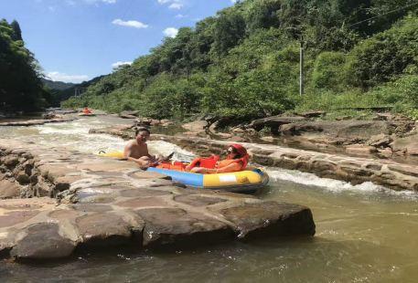 東溪河生態漂流