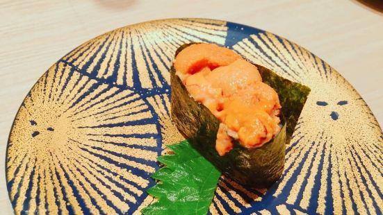 Daiki Suisan Sushi-Go-Round ( Kaitensushi ) Universal City Walk Osaka