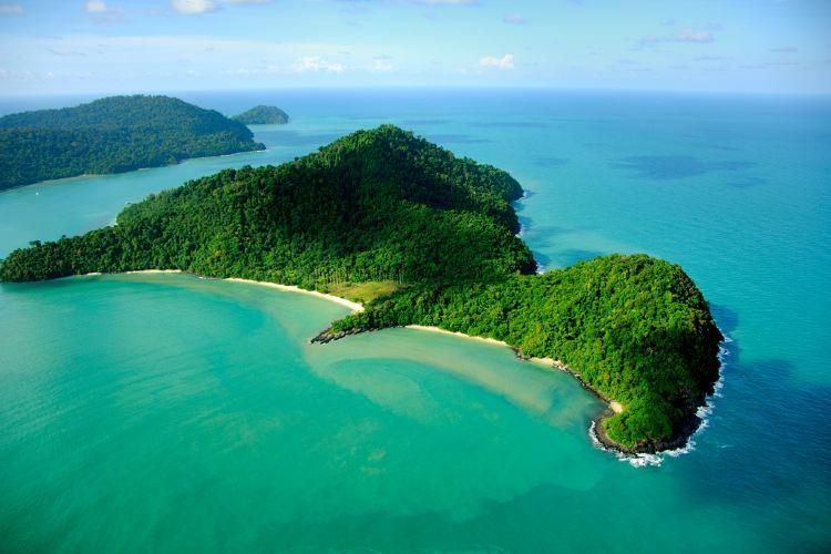 Beras Basah Island1