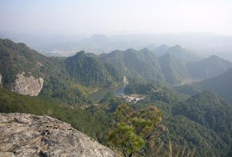 Qipangou Forest Park