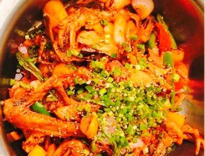 鴻福幹鍋(安昌店)