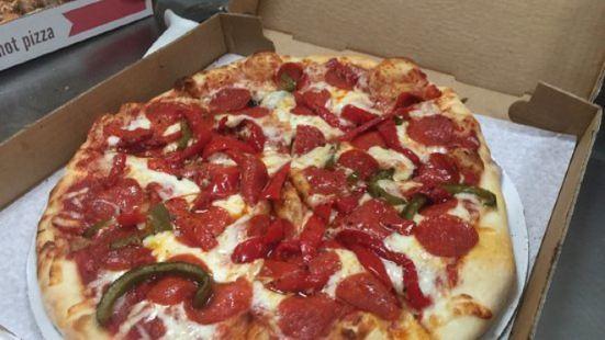Surfs Up Pizza