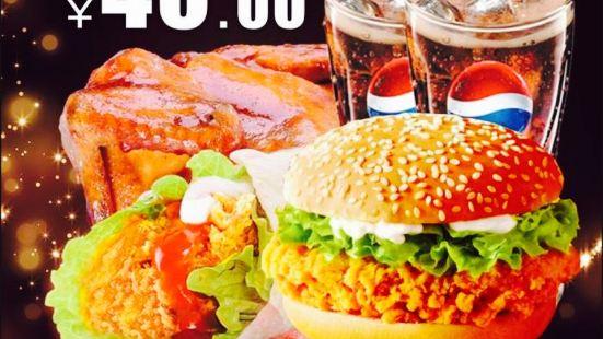 華萊士炸雞漢堡(龍裡店)