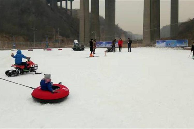 九龍口滑雪樂園2