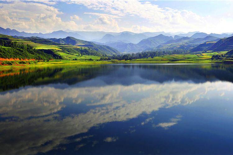 渭河源景區2