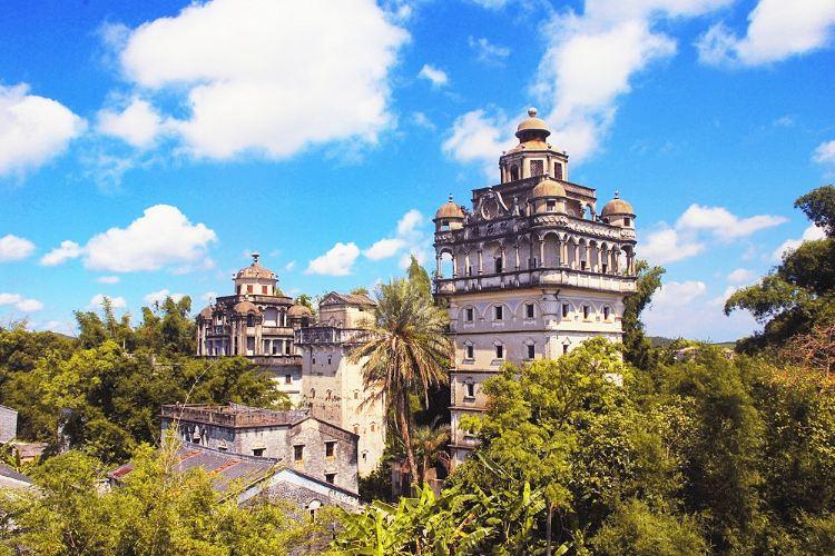 Jinjiangli Towers Group1