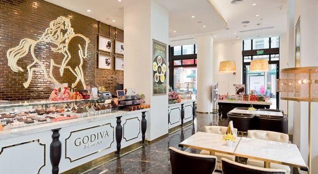 GODIVA(Shanghai Value Retail(Lifestyle))