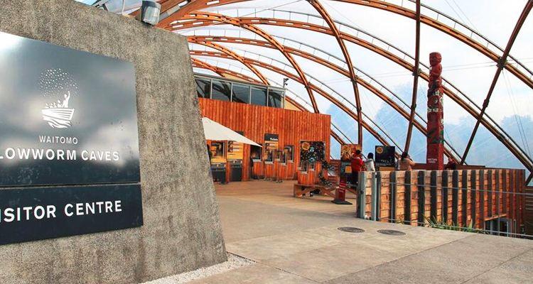 Waitomo Visit Center2