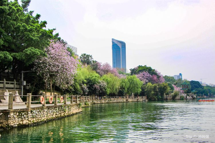 Jiangbin Park of Liuzhou1