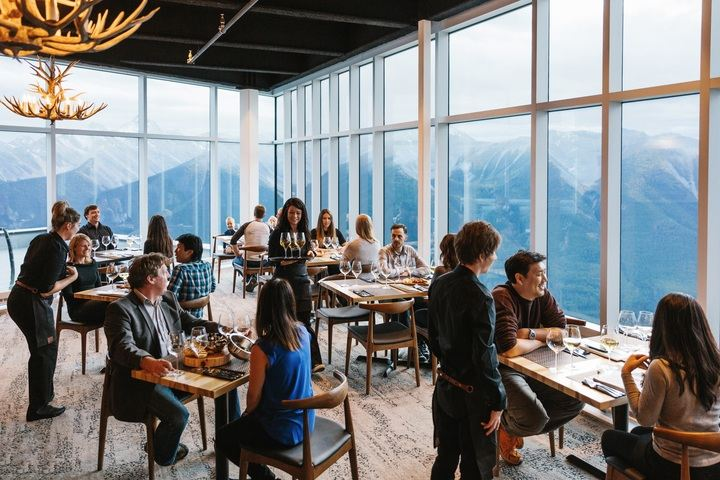Banff Gondola4