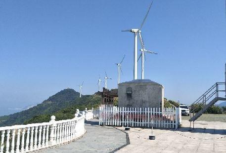 Wind Power Viewing Platform
