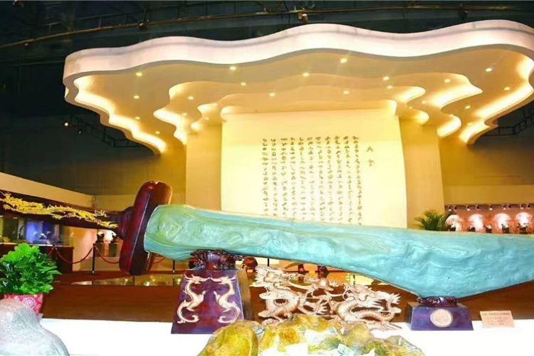 哈密賞石文化博物館2