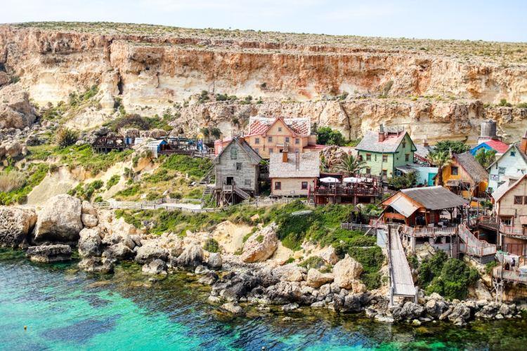 マルタ島ポパイ村4