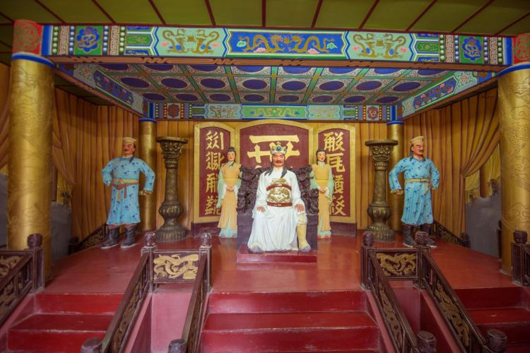 Western Xia Mausoleums National Archaeological Park2