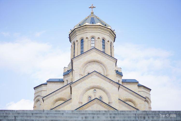 第比利斯聖三一主教座堂4