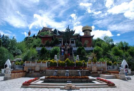 Bailong Culture Square