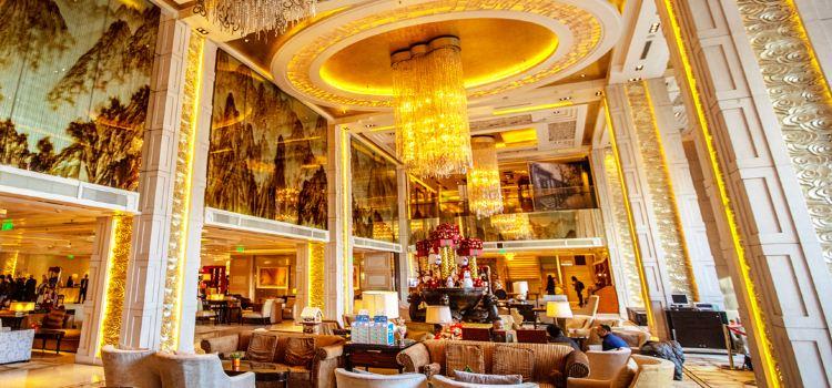 Beijing Shangri-La Hotel Lobby Lounge2
