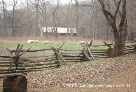 Homeplace 1850s Working Farm