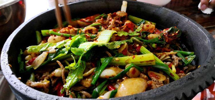 惠水幹鍋鮮牛肉