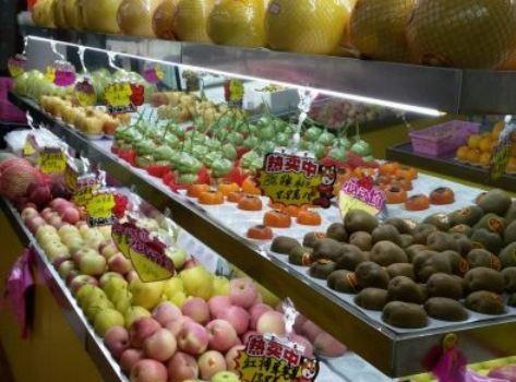 百合水果商城1