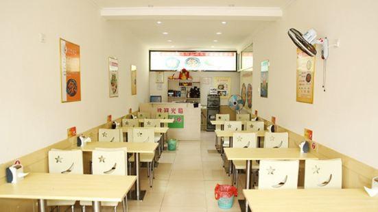 黃燜雞米飯(候堡店)