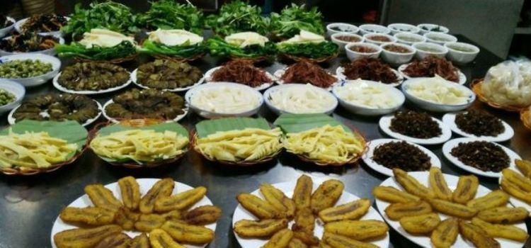 曼龍匡香椿樹傣味餐廳1