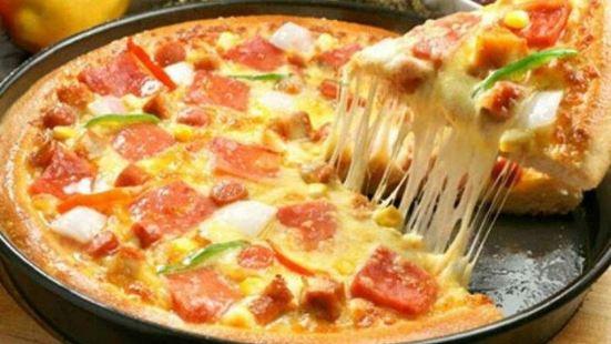 榴蓮很忙披薩
