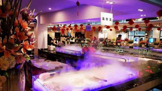 快樂牧場自助烤肉火鍋餐廳