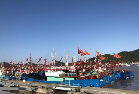 """Yuguangqu"" round the harbor and island"
