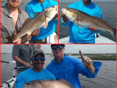 New Orleans Style Fishing Charters