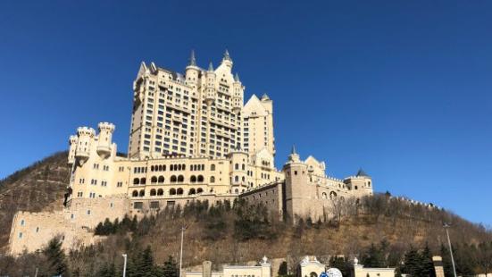 大連一方城堡豪華精選酒店臻寶中餐廳