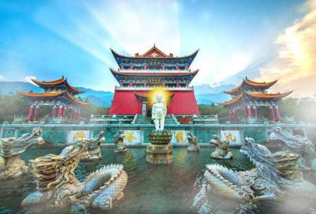九龍浴佛寺
